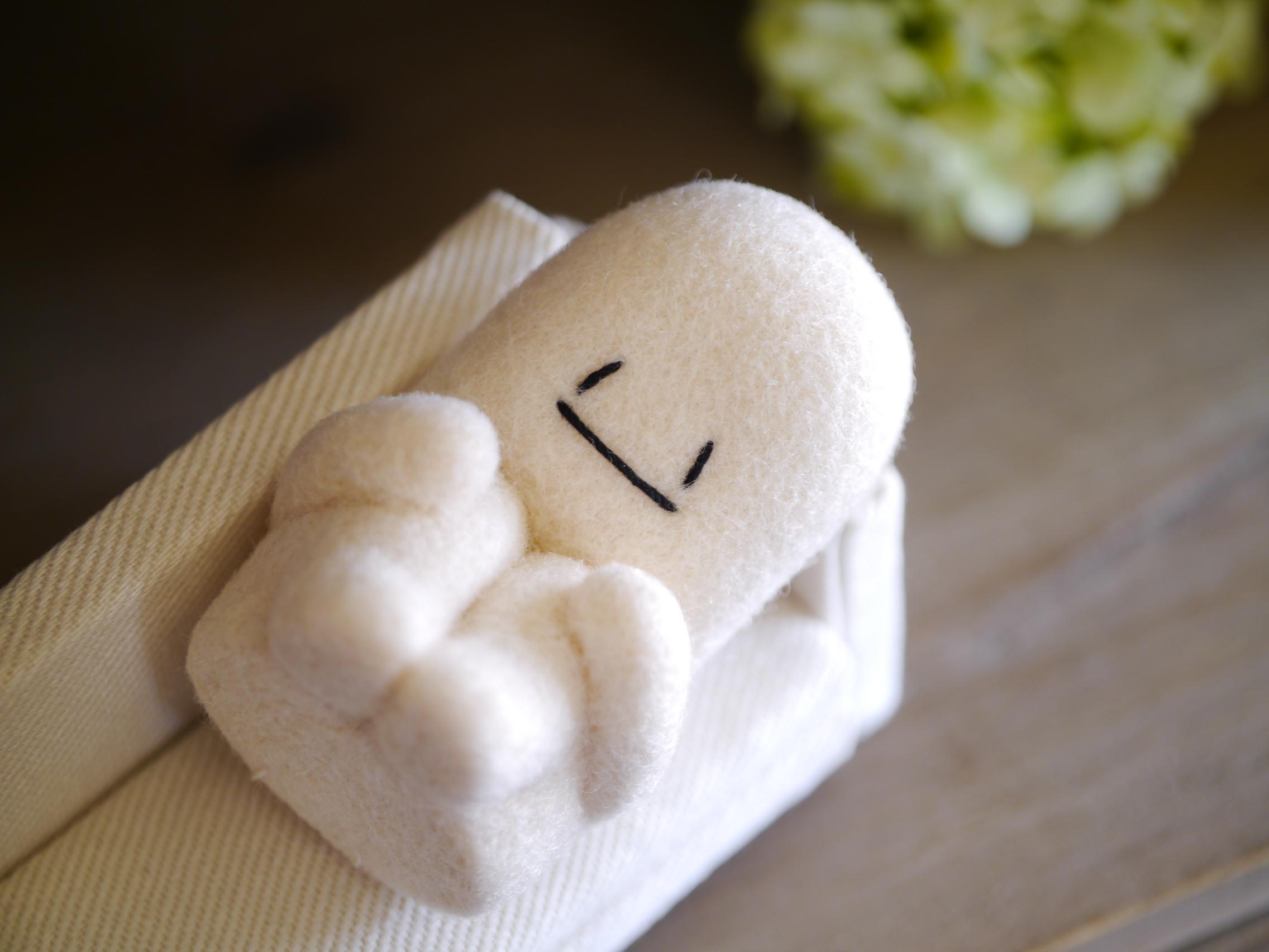 羊毛フェルト 人形