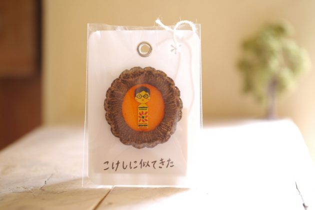 ハンドメイドブローチ【三軒茶屋 cafe&gallery LUPOPO】